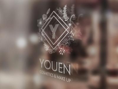 Bộ nhận diện thương hiệu YOUEN - Cosmetic & Make Up