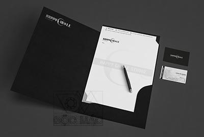In bìa đựng hồ sơ - Folders