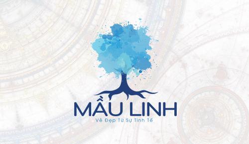 Thiết kế nhận diện thương hiệu Sơn Mầu Linh