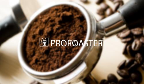 Thiết kế thương hiệu ProRoaster Coffee