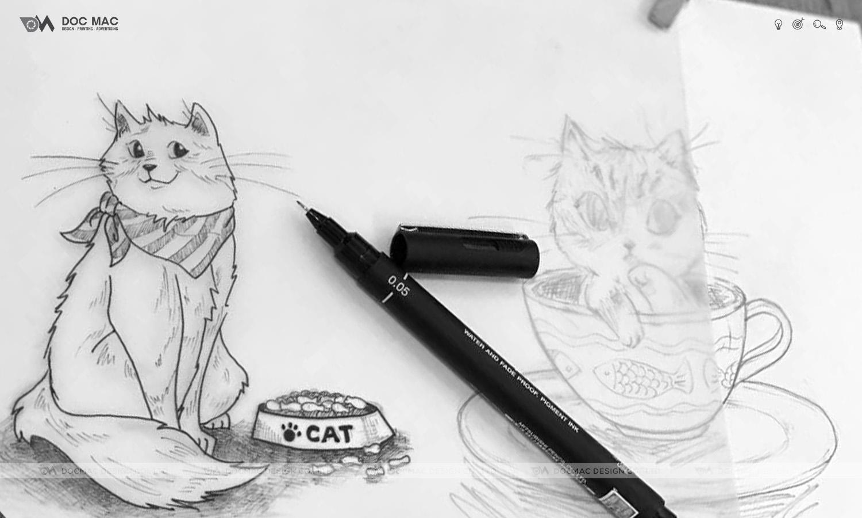Thiết kế sản phẩm bao bì thức ăn thú cưng