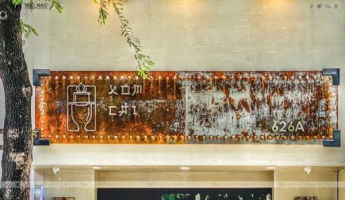 Dự án thiết kế thi công quán cà phê Xóm Cải