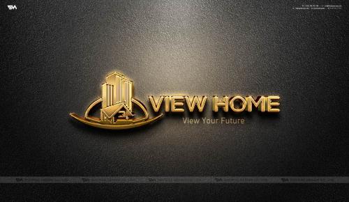Thiết kế thương hiệu Bất Động Sản ViewHome
