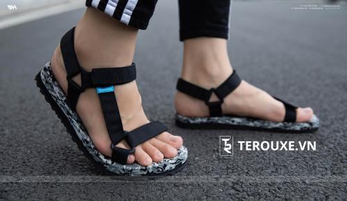 Thiết kế thương hiệu giày TEROUXE.VN
